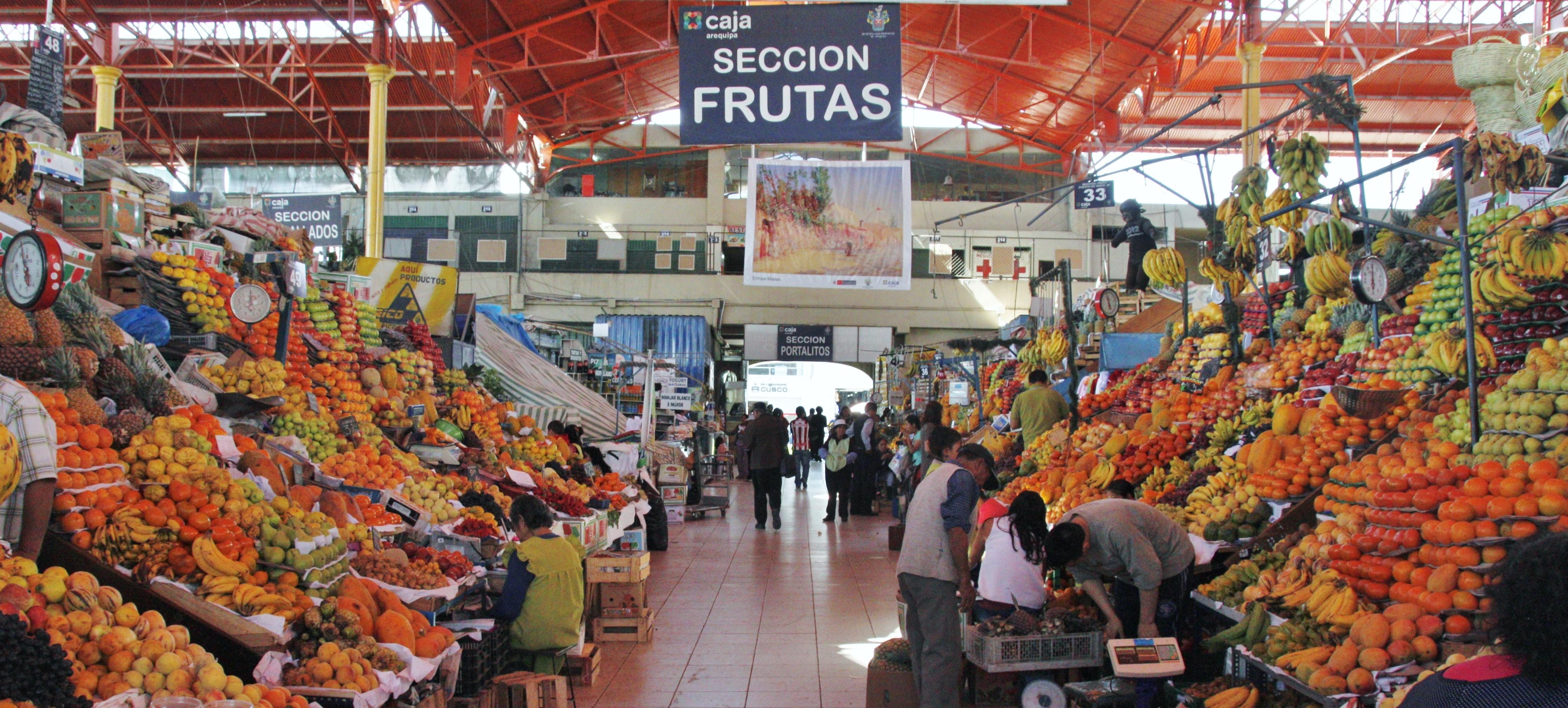Peru-grocery